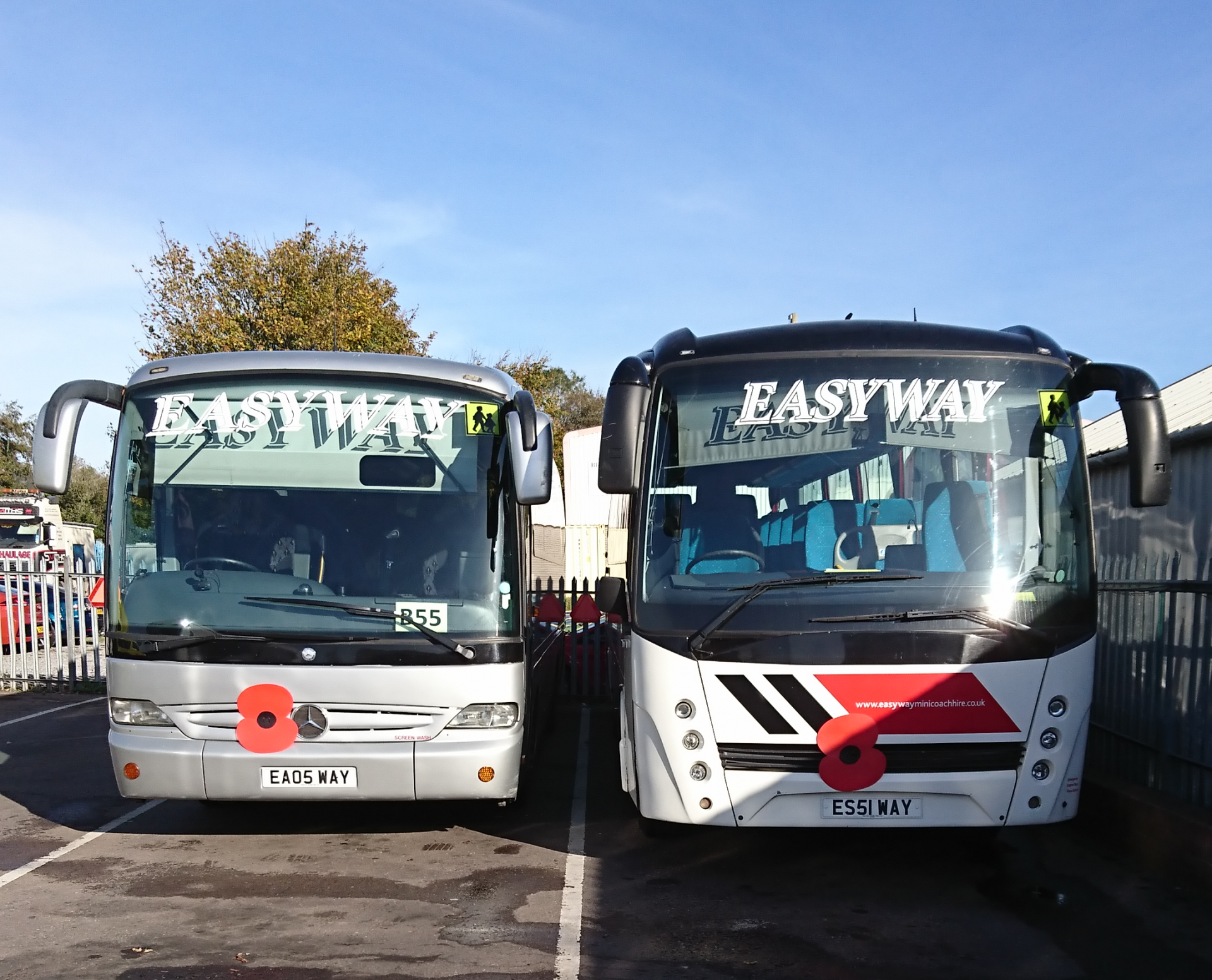 Easyway Mini Coach Hire